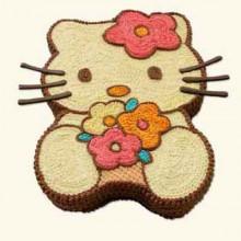 ДТ 055 Торт котик