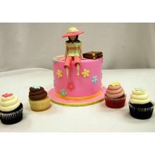 ПР 203 Торт для девушек