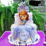 ДТ 632 Торт принцесса Софи