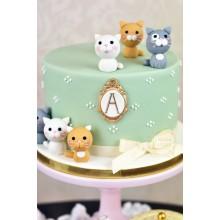 ДТ 4126 Торт с котятами