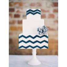 БСВ 693 Торт свадебный в стиле моря