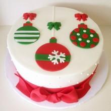 НТ 3 Торт на новый год