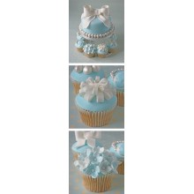 СВ 583 Торт свадебный милый