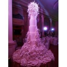 БСВ 98 Торт свадебный роскошный и огромный
