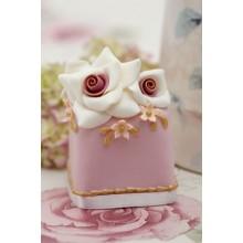 МФ 6 Пирожное нежное с цветами