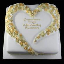 СВ 85 Торт золотое сердце