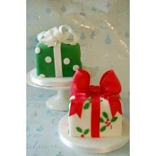 МФ 6 Пирожные новогодние подарки