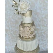 СВ 036 торт свадебный со вкусом