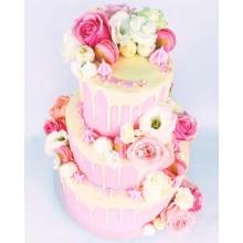 ФРТ 87 Торт голый розовый