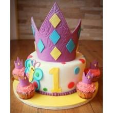 ДТ 887 торт с короной
