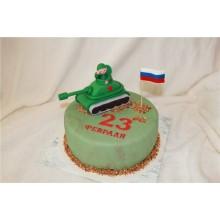 РМ 20 Торт на 23 февраля