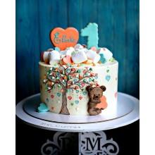 Самый милый торт на год