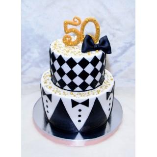 Торт на юбилей для мужчин