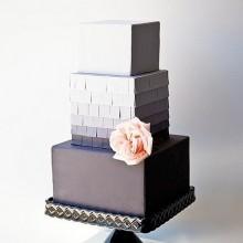 БСВ 06 Торт для элегантной свадьбы