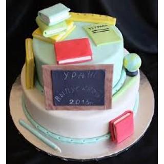 ШТ 3 Торт Школьная доска