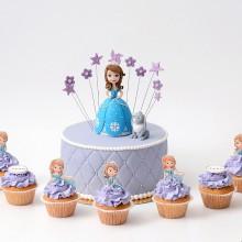 ДТ 098 Торт принцесса София