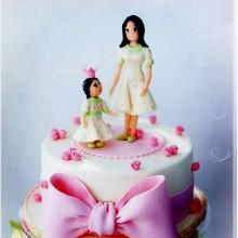 СМ 03 Торт мама с дочкой