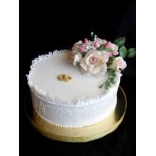 СВ 06 Торт для скромной свадьбы