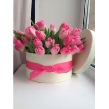 ЦВ 1 Тюльпаны в коробках