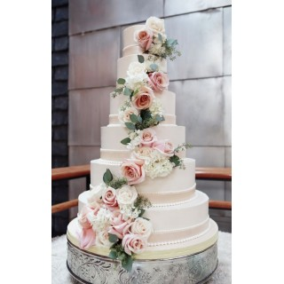 БСВ 036 Торт свадебный огроиный