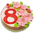 РМ 12 Торт на 8ое марта