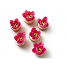 Капкейк цветок