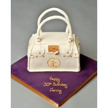 Торт в виде сумочки для женщин