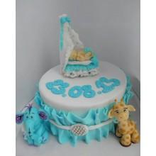 Торт для новорожденного малыша