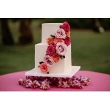 Торт свадебный классический