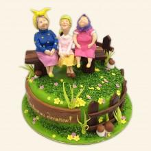 Торт для бабульи