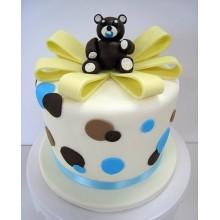 ДТ 056 Торт с медвеженком