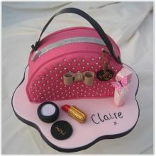 ПР 201 Торт гламурный (сумочка)