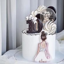 Торты для девочек