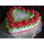 РМ 008 Торт с серечками