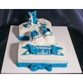 СМ 1 Торт 1 годик
