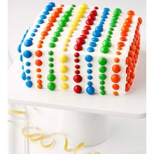 РМ 9 Торт веселые конфетки