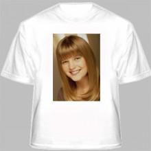 Фото на футболке (Цветное)