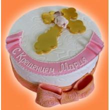 СМ 3 Торт с крещением