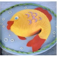 ДТ 147 Торт золотая рыбка