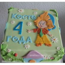 ДТ 11 Торт Незнайка