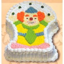ДТ 36 Торт с клоуном