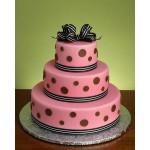 РМ 027 Торт розовое настроение