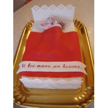 РМ 984 Торт брачное ложе
