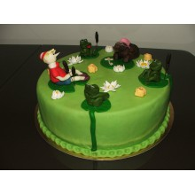 ДТ 5 Торт с Буратино