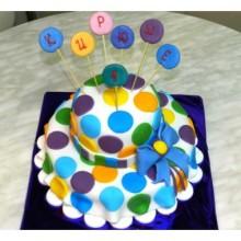 ДТ 7 Торт разноцветная радость