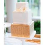 СВ 47 Торт свадебный модный