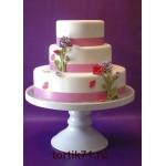 СВ 48 Торт с цветами
