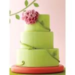 РМ 8 Торт нежный цветок многоярусный торт