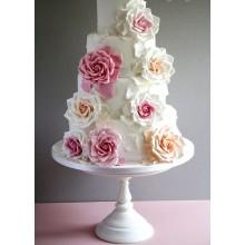 СВ 897 Торт свадебный
