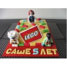 ДТ 074 торт детский LEGO